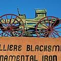Cavalliere Blacksmith  by Richard Jenkins