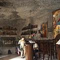 Cave Chapel by Katerina Naumenko