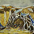 Cave Creature by Daniel P Cronin