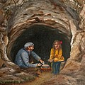 Cave Dwellers by Lora Duguay