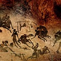 Cave Painting by Smetek