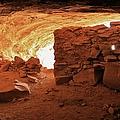 Cave Ruin 2 by Tonya Hance