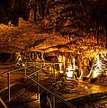 Cavern Path 3 by Angus Hooper Iii