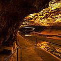 Cavern River Path by Angus Hooper Iii