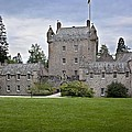 Cawdor Castle Scotland by Georgi Djadjarov