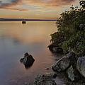 Cayuga Sunset I by Michele Steffey