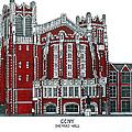 Ccny Shepard Hall by Frederic Kohli