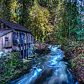 Cedar Creek Grist Mill by Puget  Exposure