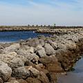 Cedar Island Gateway by Rand Wall