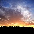 Cedar Lake Sunset by Shannon Edwards