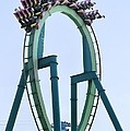 Cedar Point Roller Coaster by Dan Sproul
