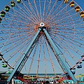 Cedar Point Sunday by Frozen in Time Fine Art Photography