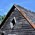Cedar Shingles by David Matthews