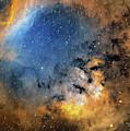 Cederblad 214 Emission Nebula by Lorand Fenyes