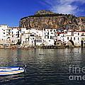 Cefalu - Sicily by Stefano Senise