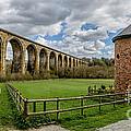 Cefn Viaduct by Adrian Evans