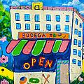 Celebration Hoboken #3 by Regina Geoghan