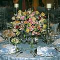 Celebration Table by Sally Weigand