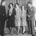 Celebrity Beauty Contest Judge by Underwood Archives