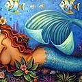 Celeste The Goddess Of The Sea by Lisha Sotelo