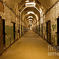 Cell Block 5 by Paul W Faust -  Impressions of Light