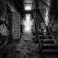 Cell Block - Historic Ruins - Penitentiary - Gary Heller by Gary Heller