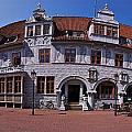 Celle Rathaus by Jouko Lehto