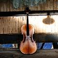 Cello Neck Blues by Steven Digman