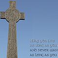 Celtic Blessing 1 by Liz Leyden