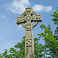 Celtic Cross by Ann Horn