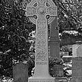 Celtic Cross - Charleston South Carolina by Suzanne Gaff
