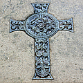 Celtic Cross IIi by Suzanne Gaff