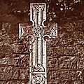 Celtic Cross by Liz Leyden