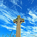 Celtic Cross by Lynne Sutherland