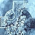 Celtic Cross Study by Lynn Quinn
