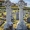 Celtic Crosses by Adrian Evans