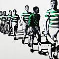 Celtic Fc by Geo Thomson