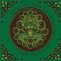 Celtic Pagan Fertility Goddess by Celtic Artist Angela Dawn MacKay