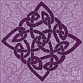 Celtic Wedding Knott by Mindy Bench