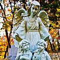 Cemetery Angel by Jonny D