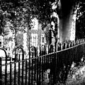 Cemetery Fence by Bob and Kathy Frank