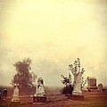 Cemetery In The Fog by Dan Sproul