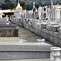 Cemetery  by Jeff Lowe