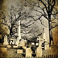 Cemetery Shades by Gothicrow Images