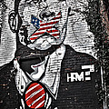 Censorship Expressed Mural by Brian Archer