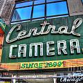 Central Camera by Andrew Slater