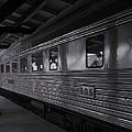 Central Of Georgia Railcar by Warren Thompson