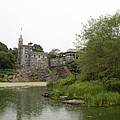 Central Park Castle Belvedre by Christiane Schulze Art And Photography