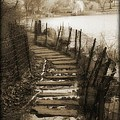 Central Park Path by Jes Fritze
