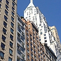 Central Park West  by Christy Gendalia
